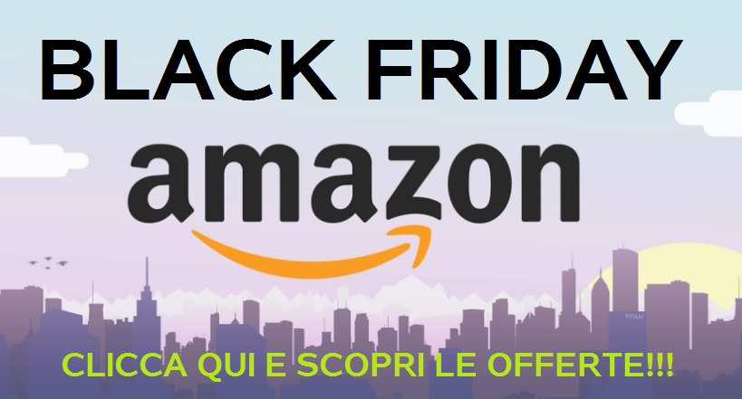 Offerte Televisori Black Friday
